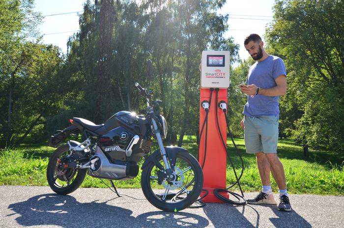 ECHIRON-T Custom Mobility Charger Sharing Košice, Slovakia   ANKIT