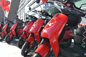 Start Your E-Moped Sharing With ANTIK Smart Mobility In Košice, Slovakia