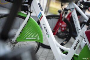 Launch Your Custom City E-Bike Sharing At ANTIK Smart Mobility